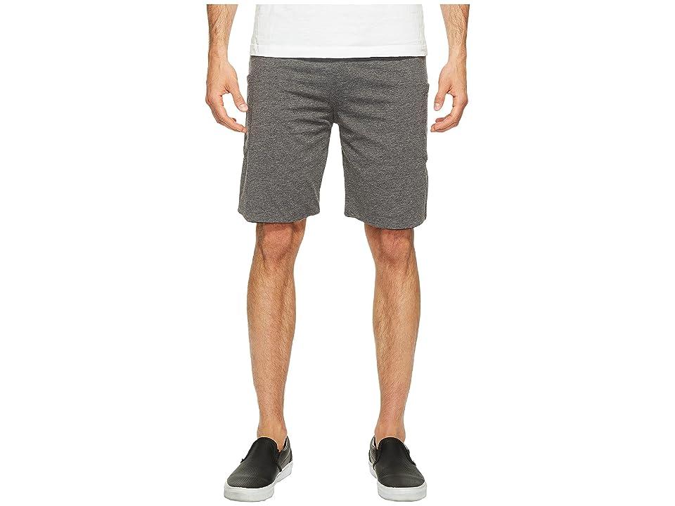 Image of 4Ward Clothing Four-Way Reversible Shorts (Black/Charcoal) Boy's Shorts