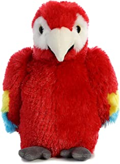 stuffed parrot toy