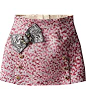 Dolce & Gabbana Kids - Pink Jacquard Skirt (Toddler/Little Kids)