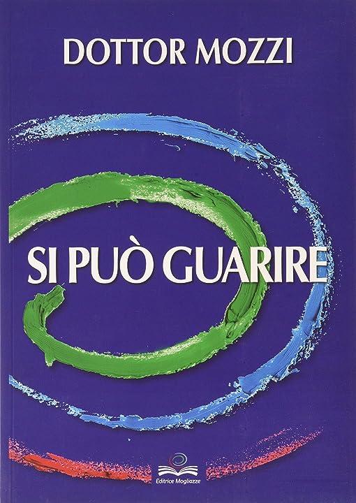 Dottor mozzi - si può guarire (italiano) copertina flessibile 978-8894294262