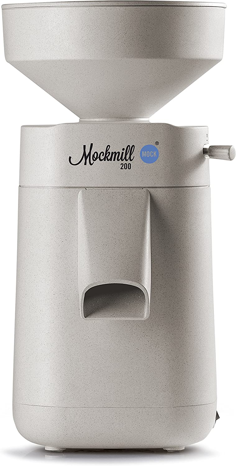 Mockmill 200 Stone Grain Wolfgang Mill Mock by Deluxe Max 72% OFF