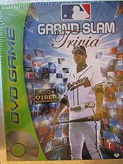 Grand Slam Trivia - Baseball DVD Game