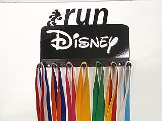 Plastic Run Disney Medal Display