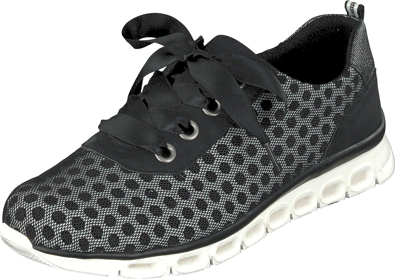 Relife Damen Schuhe Schnürer Halbschuhe 9067-18708-09 in 2 Farben