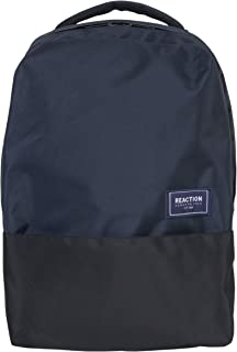 """Kenneth Cole Reaction Two-Tone Polyester 15.6"""" (RFID) Laptop Backpack"""