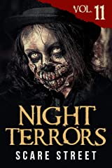Night Terrors Vol. 11: Short Horror Stories Anthology Kindle Edition