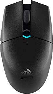 Corsair Katar Pro Wireless, Lightweight FPS/MOBA Gaming Mouse with Slipstream Technology, Compact Symmetric Shape, 10,000 ...