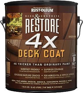 Best rustoleum deck restore 4x Reviews