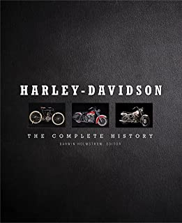 Best Harley-Davidson: The Complete History Reviews