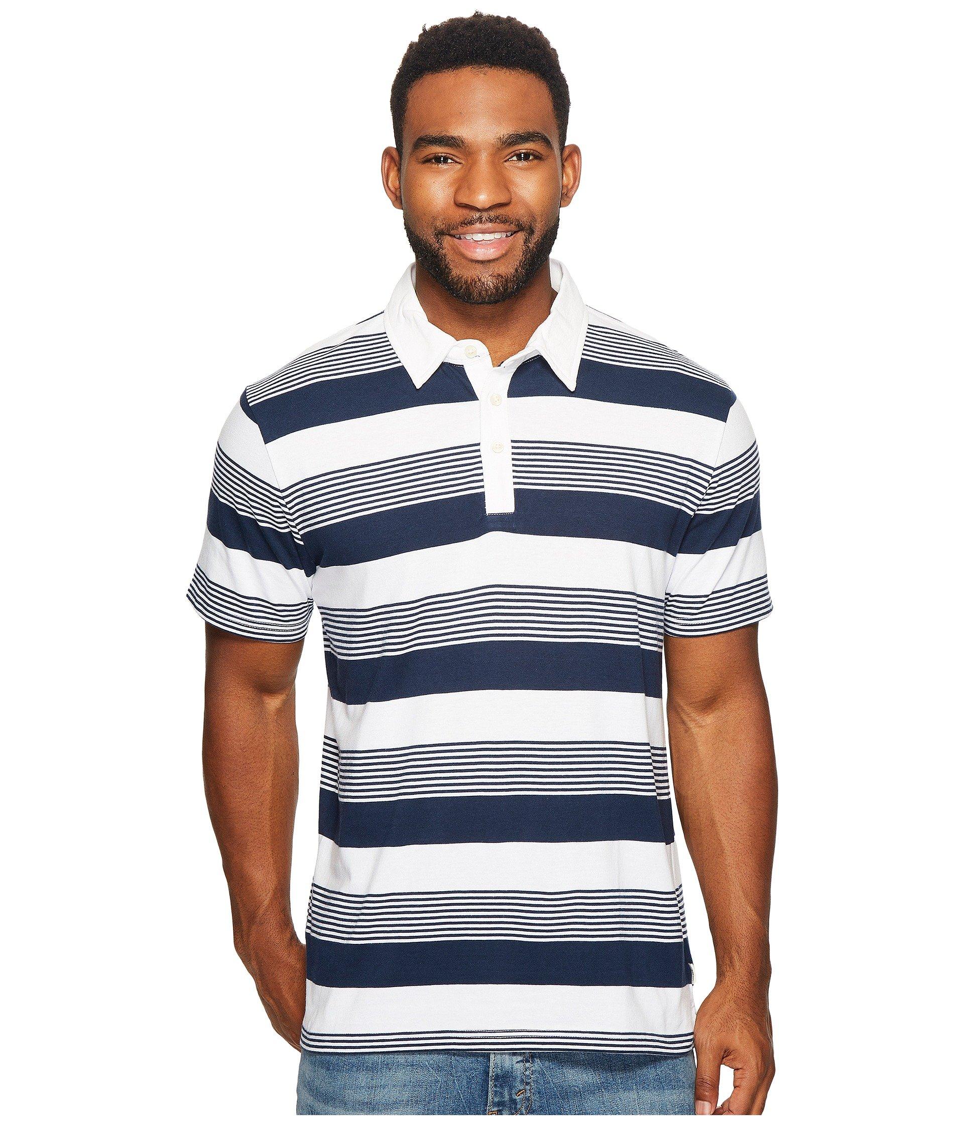 Camiseta Tipo Polo para Hombre Vans Chima II Short Sleeve Polo  + Vans en VeoyCompro.net
