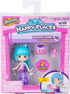 Shopkins Happy Places Season 2 Doll Single Pack Polli Polish Toy
