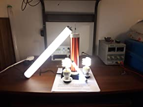 Large Fully Assembled Tesla Coil Made In USA ,Extras Included