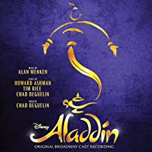 Aladdin Original Broadway Cast