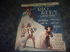 Following the Sun Around Sheet Music (RIO RITA)