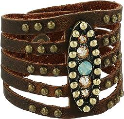 Leatherock - Jasmine Bracelet