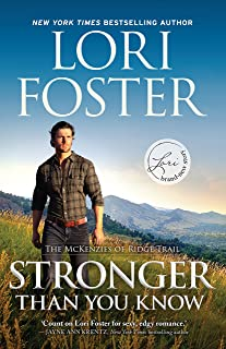 Stronger Than You Know (The McKenzies of Ridge Trail Book 2)