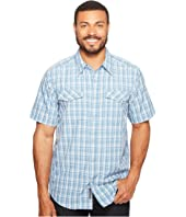ExOfficio - Arruga Plaid Short Sleeve Shirt