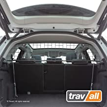 Travall Guard Compatible with Land Rover Discovery Sport (2015-Current) TDG1482 - Rattle-Free Steel Pet Barrier