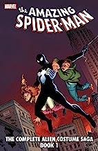 Spider-Man: The Complete Alien Costume Saga Book One: The Complete Alien Costume Saga Book 1