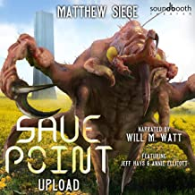 Save Point: Upload: Sci-Fi litRPG Series, Book 1