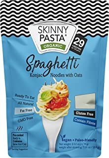 Skinny Pasta 270g - Fideos 100% Konjac (Fideos Shirataki),