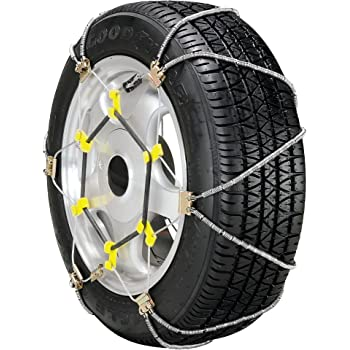 Security Chain Company SC1036 Radial Chain Cable Traction Tire Chain Set of 2