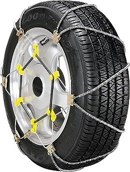 Security Chain Company SZ327 Shur Grip Super Z Passenger Car Tire Traction Chain - Set of 2: image