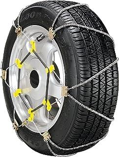 Security Chain Company SZ343 Shur Grip Super Z Passenger Car Tire Traction Chain – Set of 2