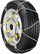 Security Chain Company SZ323 Shur Grip Super Z Passenger Car Tire Traction Chain – Set of 2