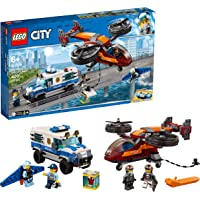 LEGO City Sky Police Diamond Heist 60209 Building Kit