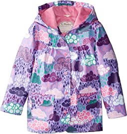 Hatley Kids - Stormy Days Classic Raincoat (Toddler/Little Kids/Big Kids)