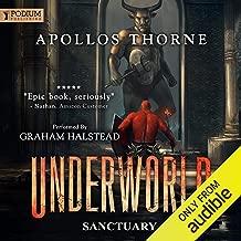 Sanctuary: Underworld, Book 3