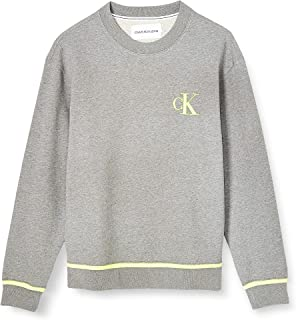 Calvin Klein Jeans Men's Tipping Crew Neck Sweater