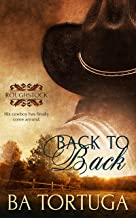 Back to Back: (A Gay Cowboy Romance) (Roughstock Book 5)