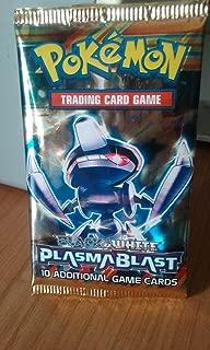 Pokemon Black & White Plasma Blast Booster