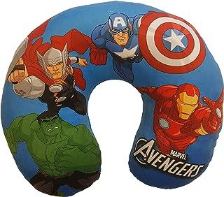 Marvel Avengers Plush Travel Neck pillow