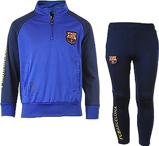 ef33cec3534 Chándal Training Fit Barca – Colección oficial FC Barcelona – Talla de Niño