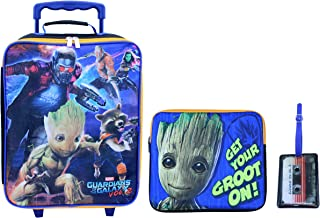 Marvel Boys' Guardians of The Galaxy 3pc Set, Blue