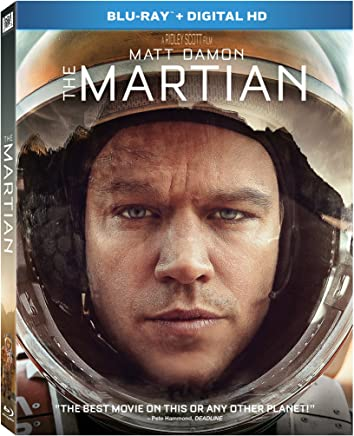 The Martian [Blu-ray]
