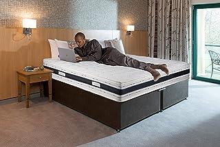 Sleepers | Colchón 140 x 190 | Grosor 20 cm | Ergonómico | Soporte firme | Ortopédico | Sistema de ventilación 3D | Comodi...