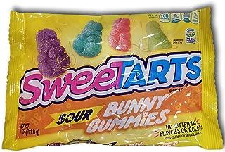 Willy Wonka Sweetart SOUR Bunny Gummies, 11 oz
