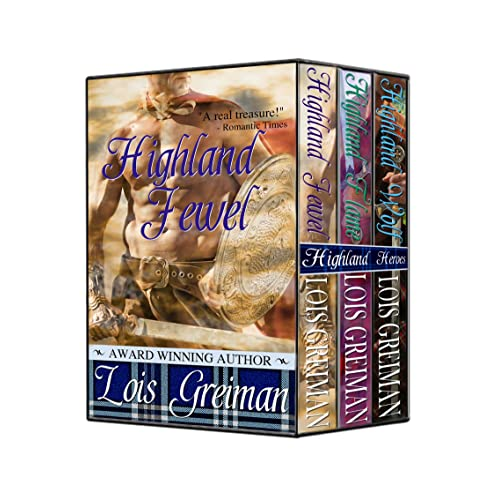 The Highland Heroes Box Set Kindle Edition By Lois Greiman