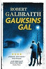 Gauksins gal (Icelandic Edition) Kindle Edition