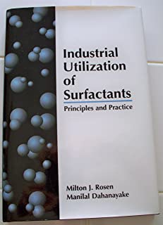 Industrial Utilization of Surfactants: Principles and Practice