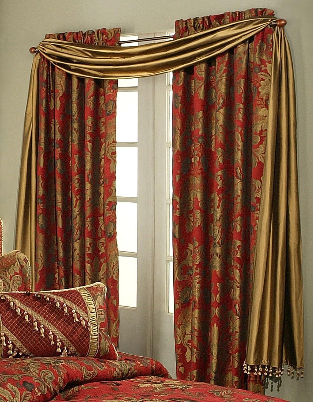 Austin Horn Classics Verona Window Panel, Red