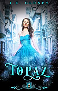 Topaz: A standalone paranormal romance (Jewels Cafe Book 5)