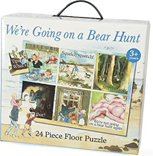 We're Going On A Bear Hunt - 24 Piece Floor Puzzle
