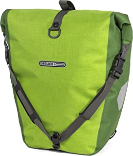 Ortlieb Back Roller Plus Green Saddle Bags 2016