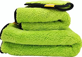 Sponsored Ad - Truly Pet Sponge Towel for Dogs and Cats Super Absorbent Pet Bath Towel Microfiber Pet Cat Dog Drying Towel...