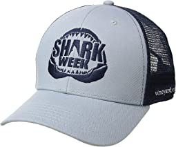 Shark Week Logo Trucker Hat